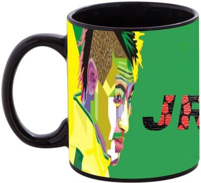 Shopmania Printed-BLK-1504 Ceramic Mug