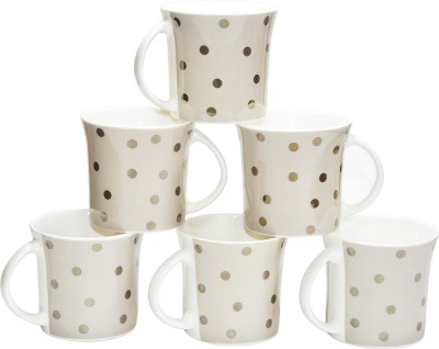 Dandy Lines 30004-Oxford Mini Bone China Mug