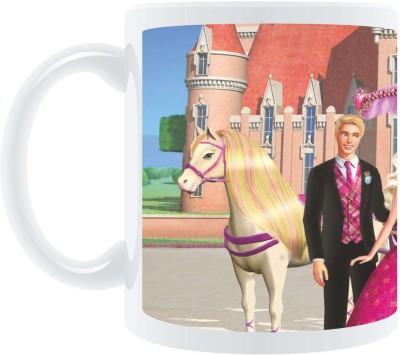AB Posters Barbie (D) Ceramic Mug