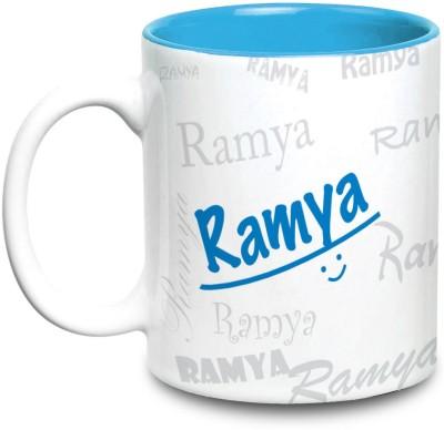 Hot Muggs Me Graffiti Ramya Ceramic Mug