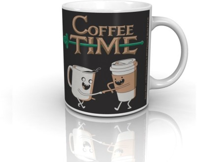 Bcreative Coffee Time (Officially Licensed) Ceramic Mug
