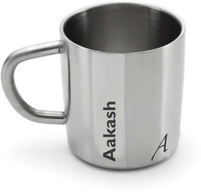 Hot Muggs Me Classic  - Aakash Stainless Steel Mug