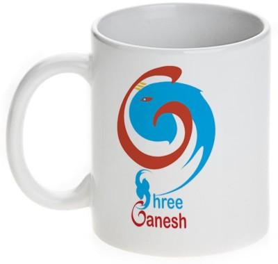 Mugwala Shree Ganesha Ceramic Mug