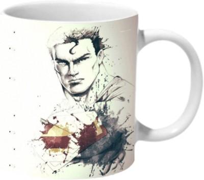 Mooch Wale Batman Vs Superman Ceramic Mug