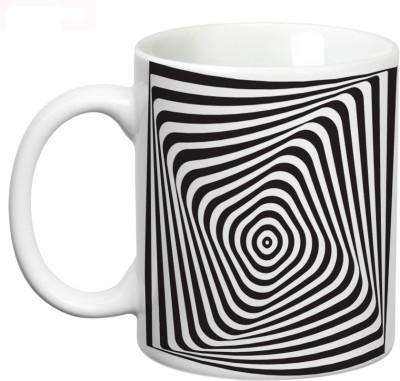 Prithish Pscychological Illusions Design 1 Ceramic Mug