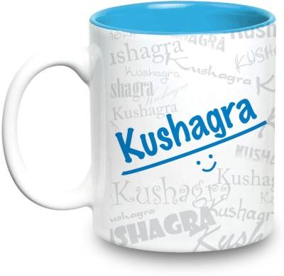 Hot Muggs Me Graffiti  - Kushagra Ceramic Mug