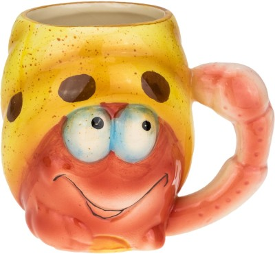 Avenue Happy 3 Ceramic Mug
