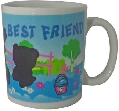 ShopeGift Best Friend Magic Porcelain Mug