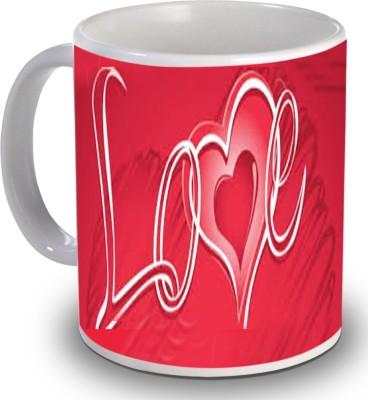PSK I Love You H1177 Ceramic Mug