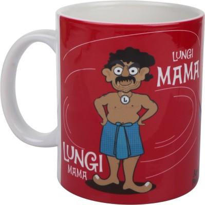 Art Potli Superhero Lungi Ceramic Mug