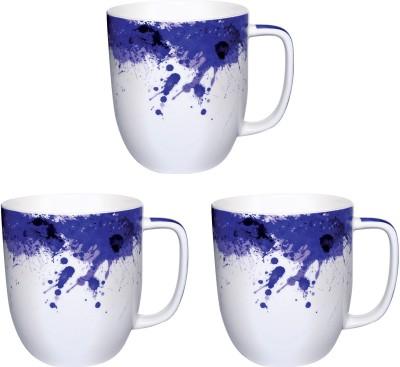 Kudos Splatter Indigo Anh-300 (3 Pc) Ceramic Mug