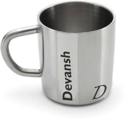 Hot Muggs Me Classic  - Devansh Stainless Steel Mug