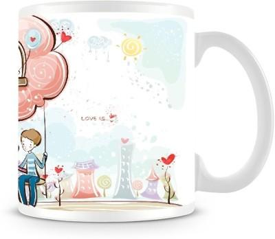 Shoprock Happy Couples Coffee Ceramic Mug