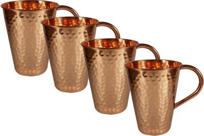 AsiaCraft MOSCOWMUG020-4 Copper Mug