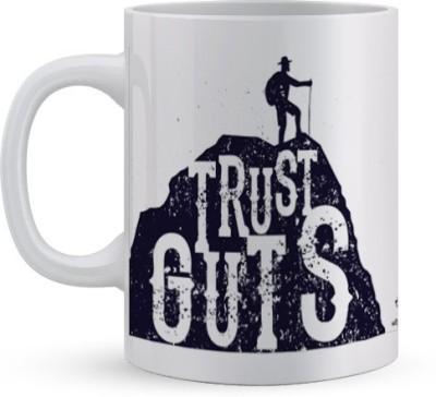 Utpatang Trust Guts Ceramic Mug