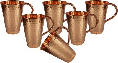 AsiaCraft MOSCOWMUG020-6 Copper Mug
