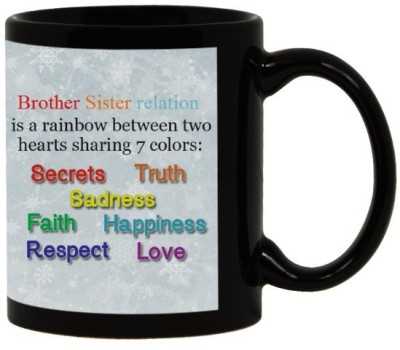 Lolprint 39 Rakhi Gifts Ceramic Mug
