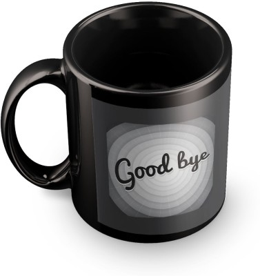 posterchacha Goodbye That,s All Folks Black Tea And Coffee For Gift Use For Friend Ceramic Mug