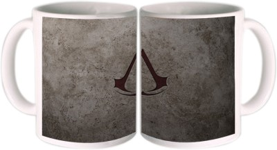 Shopkeeda Assassin Insignia Ceramic Mug