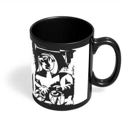 PosterGuy Music Sketch Painting Music, Painting, Sketch Ceramic Mug