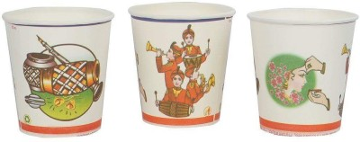 Dhanush Industries DMPM005 Paper Mug
