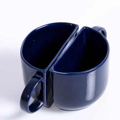 Urban Monk Creations Half Preimum Ceramic Mug