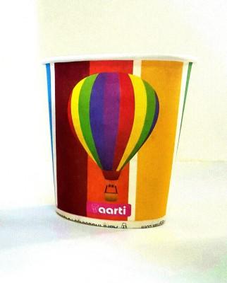 Jhaveri Packaging Pvt Ltd Balloon Paper Mug