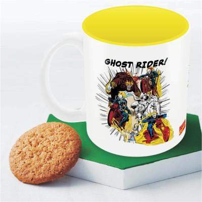 Marvel Ghost Rider - Comics  Officially Licensed Ceramic Mug