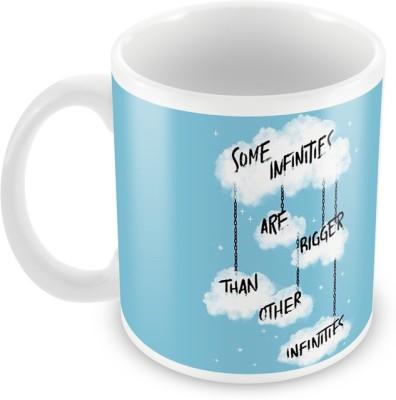AKUP some infinities are Ceramic Mug