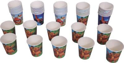 Indigo Creatives Picnic Disposable Cup Glass Mug