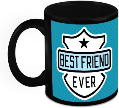 HomeSoGood Gift For Friend - Best Friends Stay Forever Ceramic Mug