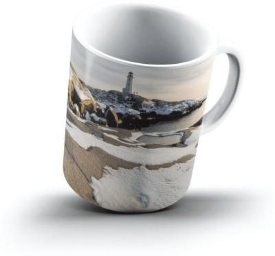 Ucard PeggyS Cove St MargaretS Bay Nova Scotia2583 Bone China, Ceramic, Porcelain Mug