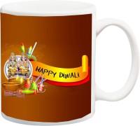 IZOR Special Diwali Gift this festive season Ceramic Mug
