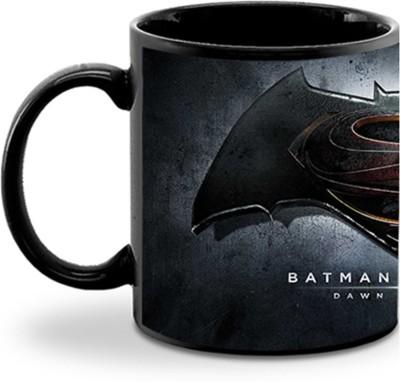 Aurra Superman v/s Batman Ceramic Mug