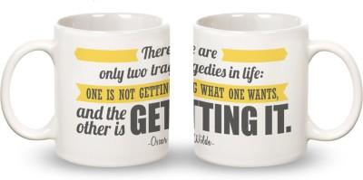 Posterboy Getting it - Oscar Wilde Ceramic Mug