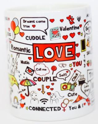 Blitzen 11oz-LW Ceramic Mug
