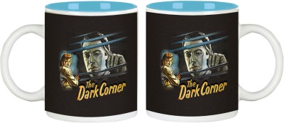 Posterboy The Dark Corner Ceramic Mug