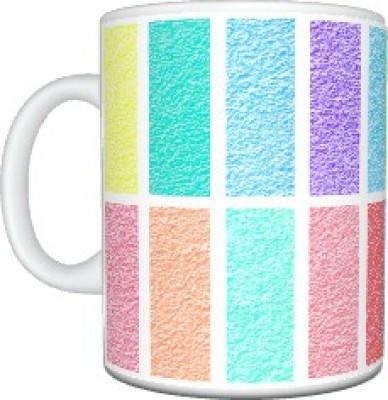 CreativesKart Pastel Ceramic Mug