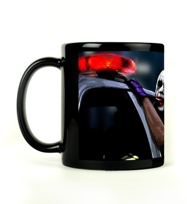Shoperite Joker Chase Ceramic Mug