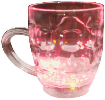 Raghav Inductive Rainbow Lighting Glass Mug
