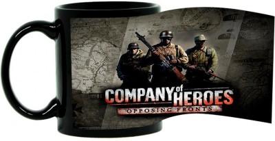 Shoperite company of heros Ceramic Mug