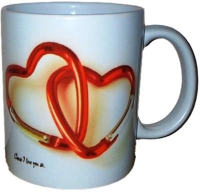 Exxact Love Ceramic Mug