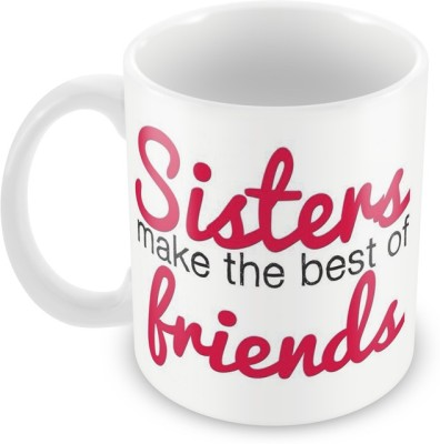 AKUP sister-are-best-friendss Ceramic Mug