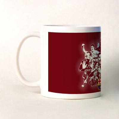 Shoperite FC Barcelona Ceramic Mug