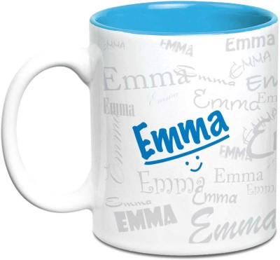 Hot Muggs Me Graffiti - Emma Ceramic Mug