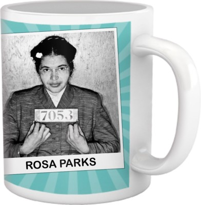 Tiedribbons My Daughter,My Pride Collection_Rosa Parks Ceramic Mug