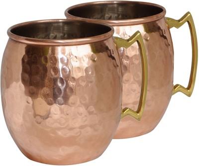 Dakshcraft 004-2 Copper Mug