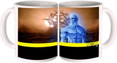 Shopkeeda Amazing Watchmen Ceramic Mug