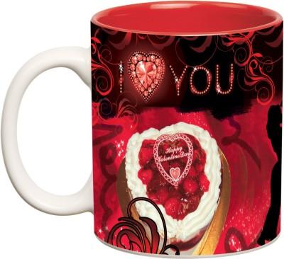 Mugwala I Love You I Love You Ceramic Mug