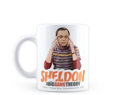 MC SID RAZZ BBT - Sheldon Ceramic Mug